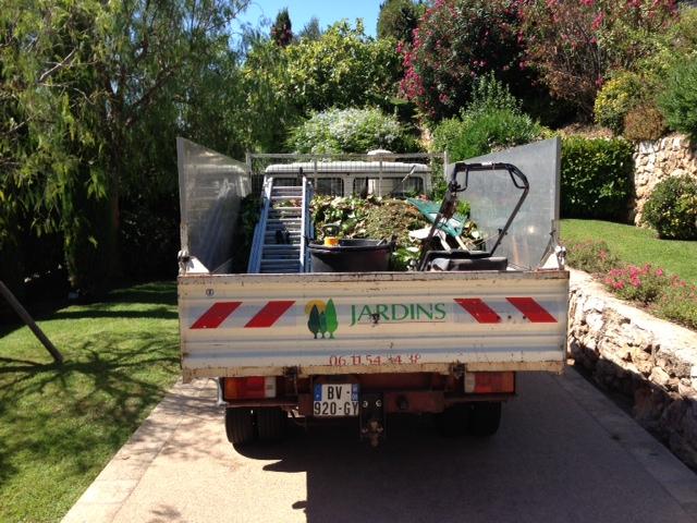 jardinier à Saint Jean Cap Ferrat