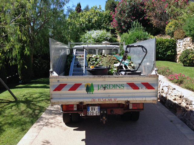 votre jardinier à Drap